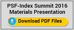 Index summit 2016